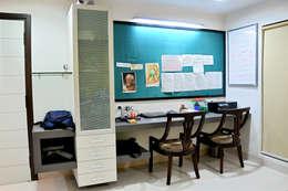 Dhiren Tharnani: modern Study/office by IMAGE N SHAPE