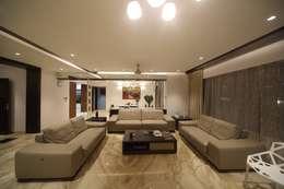 modern Living room by IMAGE N SHAPE