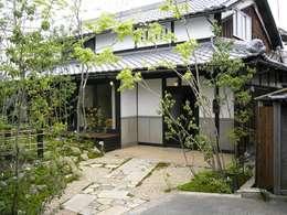 บ้านและที่อยู่อาศัย by 上村景観設計