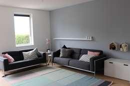 Chambre de style de style Scandinave par MEL design_