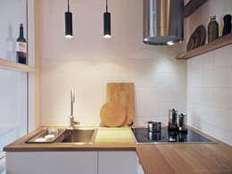 Nhà bếp by studio jan homann