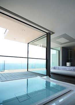 Terrazas de estilo  por Barra&Barra SRL