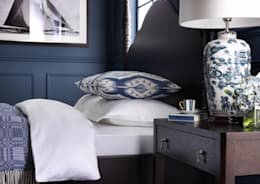 country Bedroom by LuxDeco