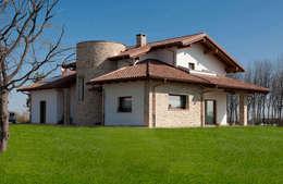 Casas de estilo clásico por Barra&Barra SRL