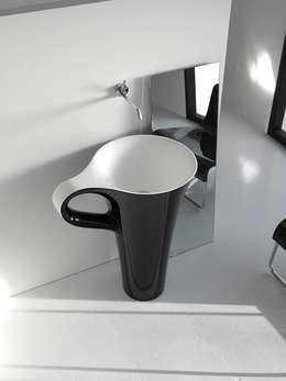Ванная комната в . Автор – Bad Campioni