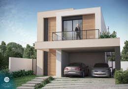 Дома в . Автор – studio vtx