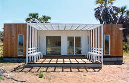 moderne Häuser von Jular Madeiras