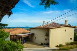 Casas de estilo mediterraneo por Josep Lluis Lai