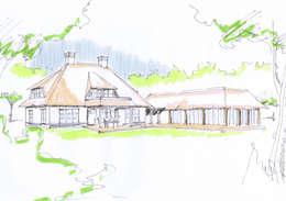 Projekty,   zaprojektowane przez 01 Architecten