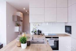 modern Kitchen by MGN Pracownia Architektoniczna