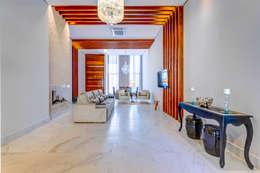 Residência T.C: Salas de estar modernas por Zani.arquitetura