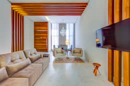 modern Living room by Zani.arquitetura