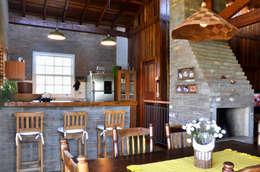 Cocinas de estilo  por Zani.arquitetura
