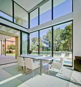 Столовые комнаты в . Автор – Aguilar Arquitectos