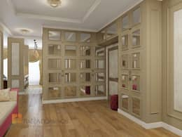 classic Living room by Студия Павла Полынова