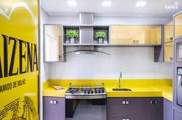 Cocina de estilo  por Talita - Fotografia de Arquitetura e Decoração