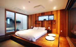 Kamar Tidur by 비온후풍경 ㅣ J2H Architects