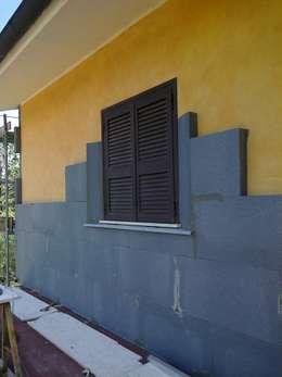 Cappotto termico per la casa vantaggi e prezzi - Costo intonaco interno al mq ...