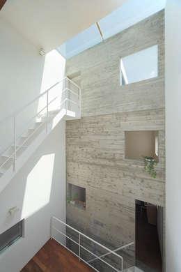 こぢこぢ一級建築士事務所의  벽