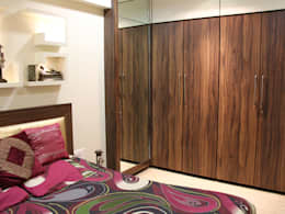 Kemps Corner: modern Bedroom by Elevate Lifestyles