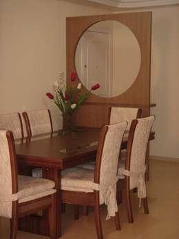 modern Living room by LK Engenharia e Arquitetura