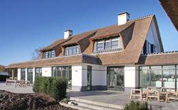 Дома в . Автор – Arend Groenewegen Architect BNA