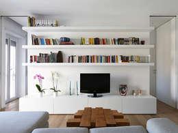Гостиная в . Автор – maria adele savioli architettura