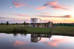 moderne Huizen door BAM! arquitectura