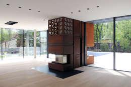Гостиная в . Автор – Architekt Zoran Bodrozic