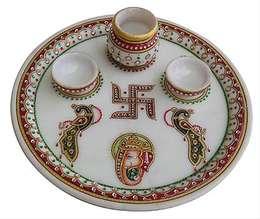 Thali:  Artwork by Vinod Murti Museum