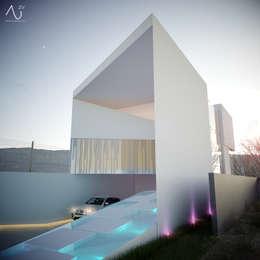 21arquitectos: minimal tarz tarz Evler