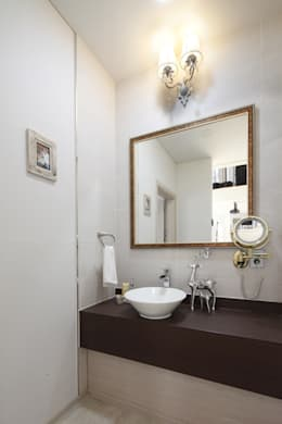 동화 속에 나오는 언덕 위 나의 집(충주 괴동리): 윤성하우징의  화장실