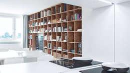 Livings de estilo minimalista por Alexander John Huston