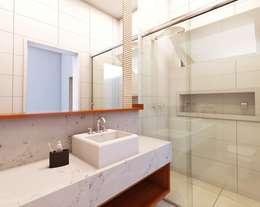 حمام تنفيذ canatelli arquitetura e design