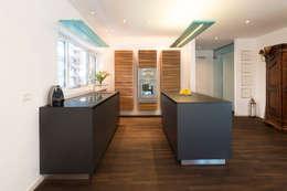 Cocinas de estilo moderno por Klaus Geyer Elektrotechnik