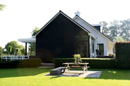 country Houses by Brand BBA I BBA Architecten