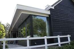 Casas de estilo rural por Brand BBA I BBA Architecten