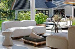 modern Garden by Grand & Johnson