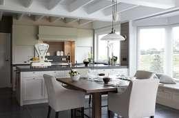 country Kitchen by Brand BBA I BBA Architecten