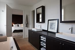 country Bedroom by Brand BBA I BBA Architecten