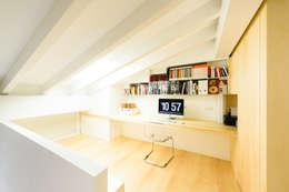 Estudios y biblioteca de estilo  por Aina Deyà _ architecture & design