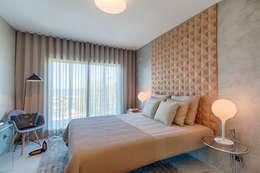 Dormitorios de estilo industrial de Santiago | Interior Design Studio