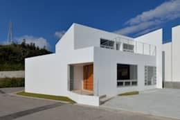 房子 by 門一級建築士事務所