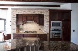 classic Kitchen by H-abitat Diseño & Interiores