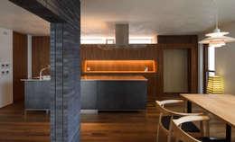 ห้องทานข้าว by バウムスタイルアーキテクト一級建築士事務所
