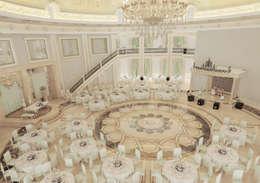 Nuevo Tasarım – Azerbaycan Düğün Salonu:  tarz Yeme & İçme