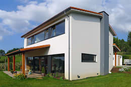 AD+ arquitectura의  주택