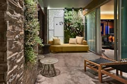 Terrace by Gislene Lopes Arquitetura e Design de Interiores