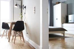 غرفة السفرة تنفيذ Studio Uwe Gaertner Interior Design & Photography