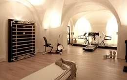 modern Gym by Athletica Design